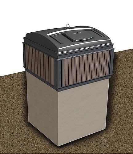 MolokDomino 5 m³ (betong)