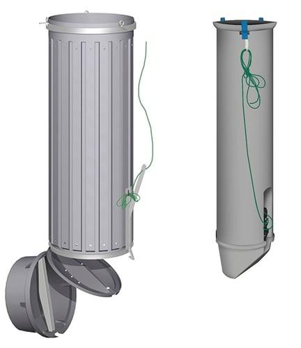 BioSystem-lyftbehållare